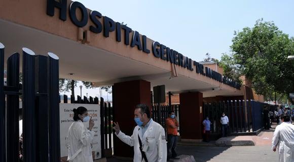 Mexico City Hospitals
