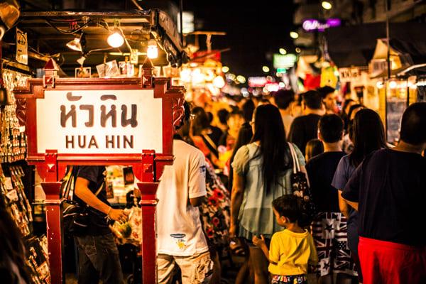 Hua Hin Night Market (Hua Hin, Thailand)