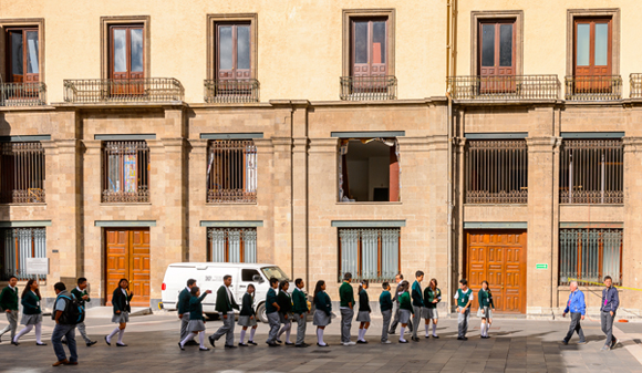 Schools in Mexico City