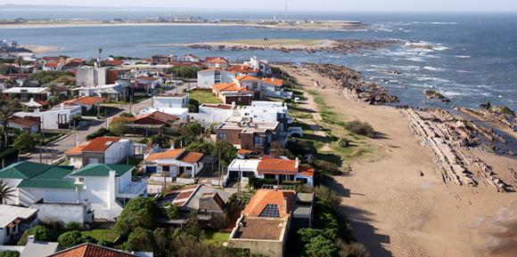 Living in La Paloma Uruguay