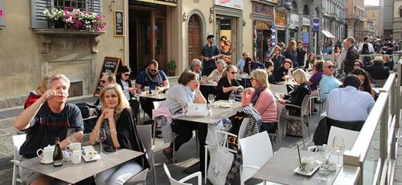 Italian Life in Florence