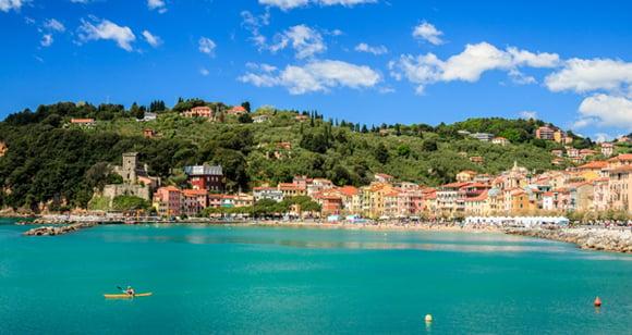 San Terenzo Liguria Italy
