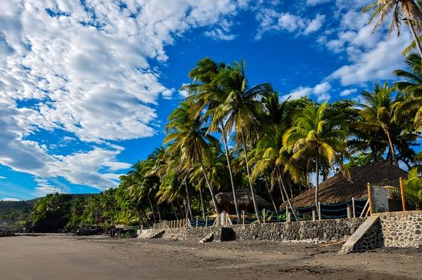 Playa El Zonte, El Salvador