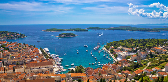 Living in Hvar, Croatia