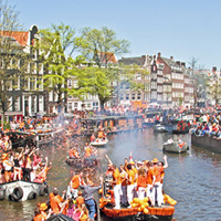 Expats in Amsterdam
