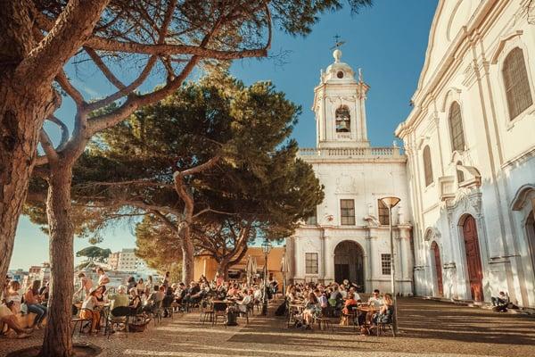 Alfama, which is Lisbon's Oldest Neighborhood