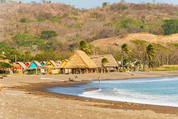 Beach near Pedasi, Panama