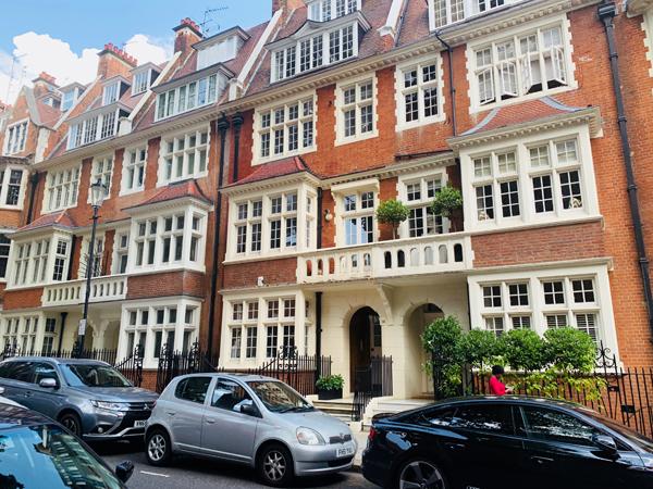 London Kensington Chelsea