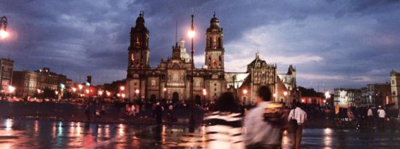 Expat Insight - Mexico City, Mexico