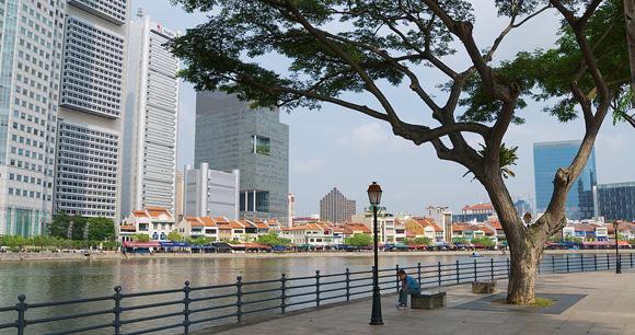 Move to Singapore