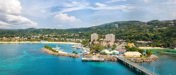 Living in Ocho Rios, Jamaica