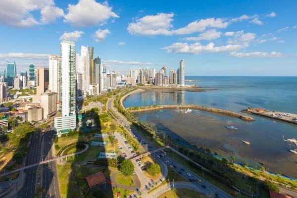 Punta Paitilla Neighborhood in Panama City