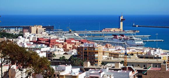 Retiring in Almeria Spain
