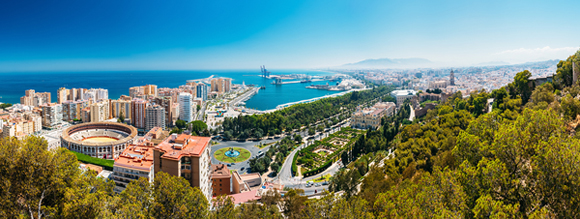Retiring in Malaga Spain