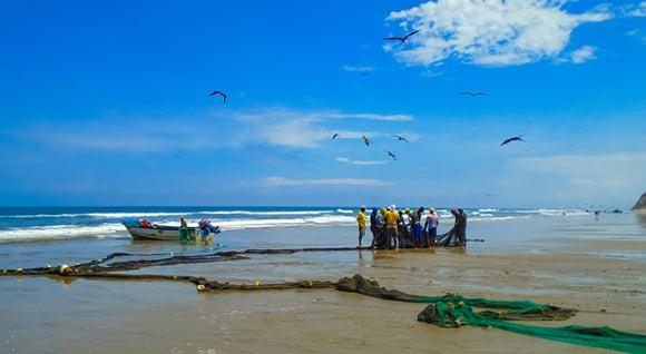 Living in San Clemente Ecuador