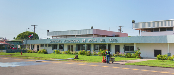 traveling to Bocas del Toro