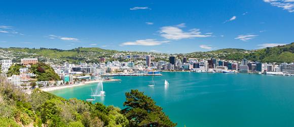 Living in Wellington, New Zealand
