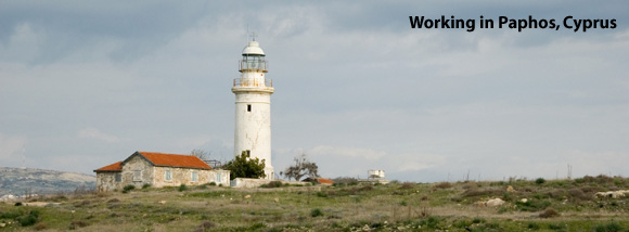 Working Abroad - Paphos, Cyprus